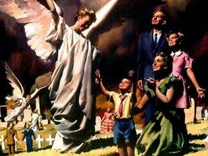 ressurreição dos santos