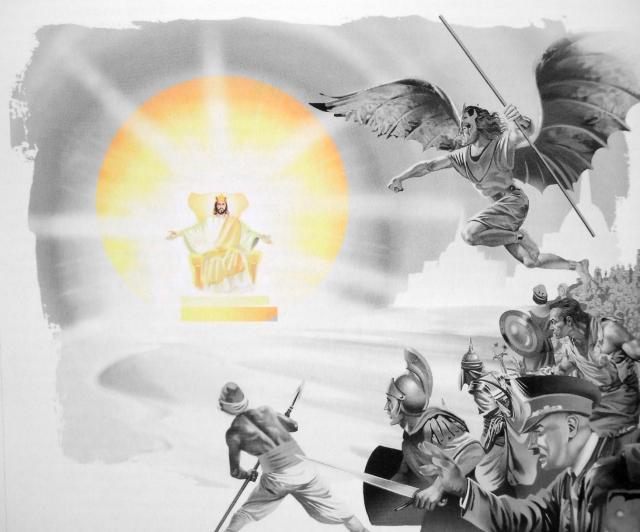 ressurreiçãomaus