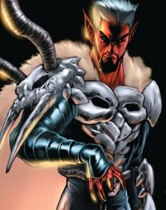 Quais são os piores personagens da Marvel ? Azazel-marvel