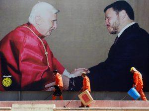 Papa na Jordania