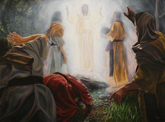 Moisés e Elias