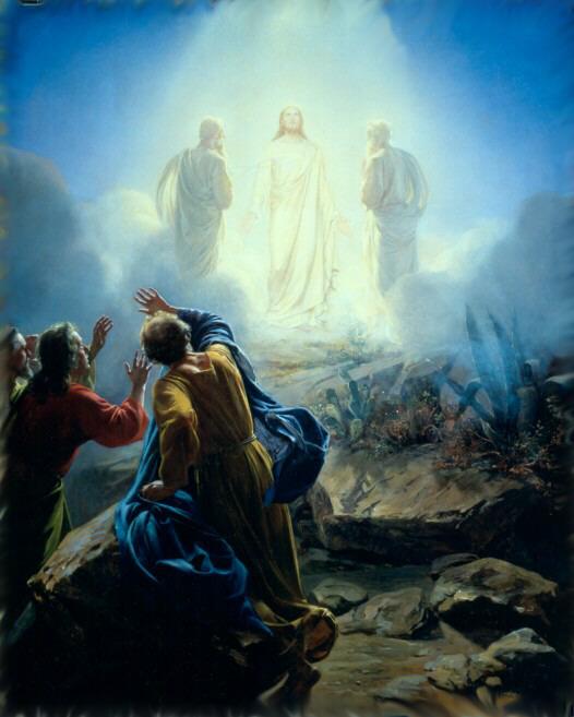 Moisés e Elias 2