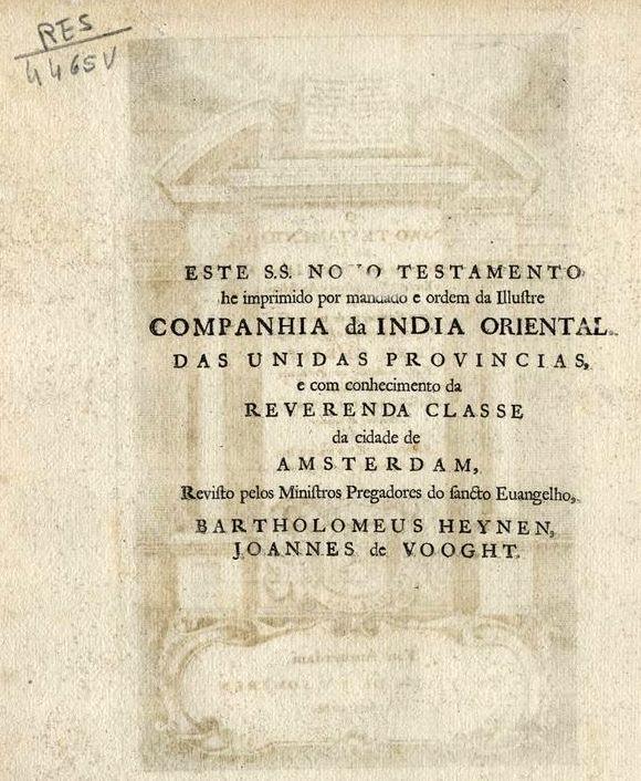 Bíblia Almeida 1691.2