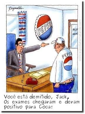 Coca e Pepsi