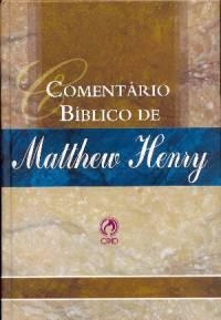 Comentário de Matthew Henry