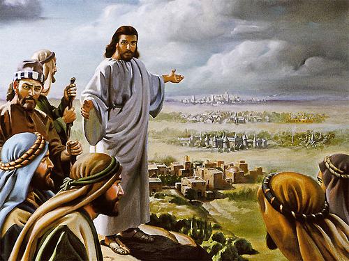 Jesus e o Ide