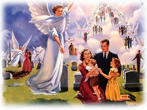 Ressurreição dos santos Volta de Jesus