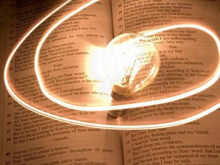 Bíblia é lâmpada e luz