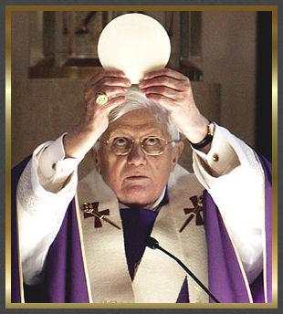 Hostia Bento XVI