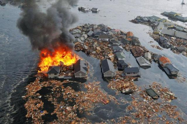 Terremoto Japão 2011a