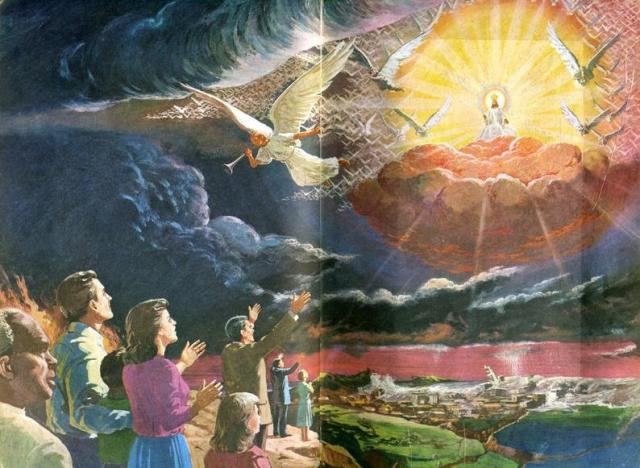 Volta de Jesus Cristo a Terra