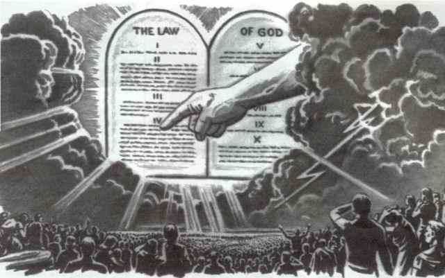 Lei de Deus no Ceu