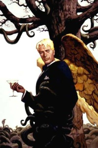 Lucius Lucifer Satanas