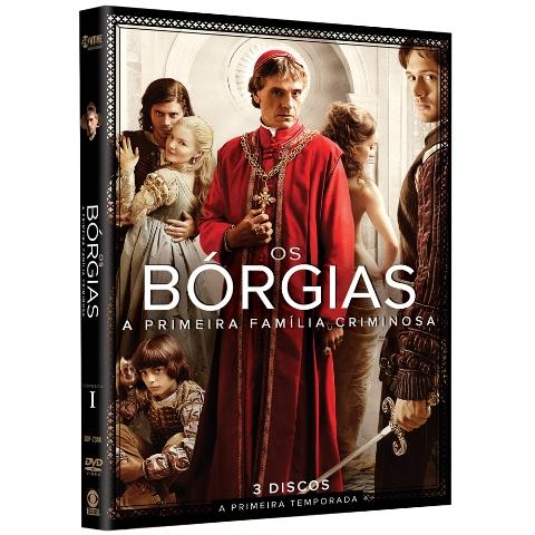 Os Borgias serie temporada1