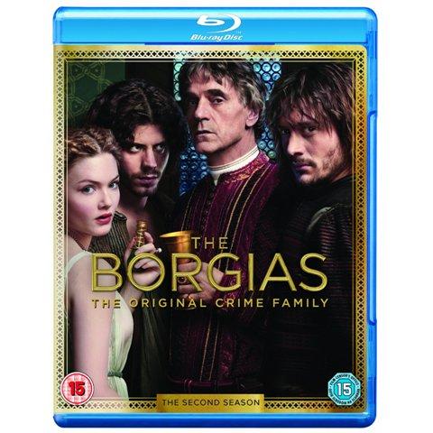Os Borgias serie temporada2