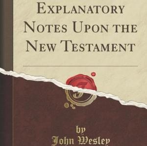 Notas de John Wesley sobre o Novo Testamento