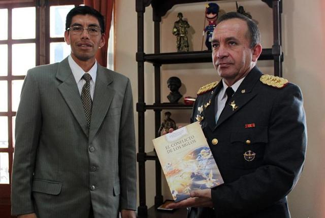 Coronel do Equador A Grande Esperança