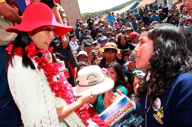 Primeira Dama do Peru