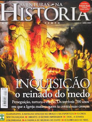 Inquisição católica na história2