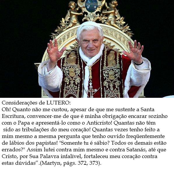 anticristo por Lutero