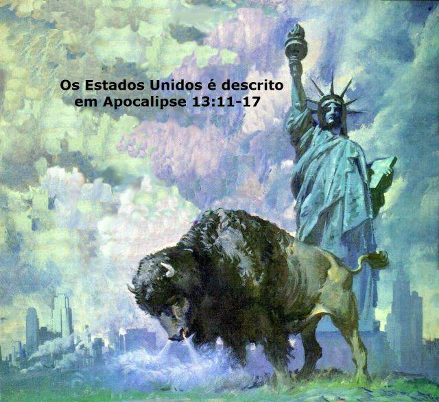 Estados unidos apocalipse 13