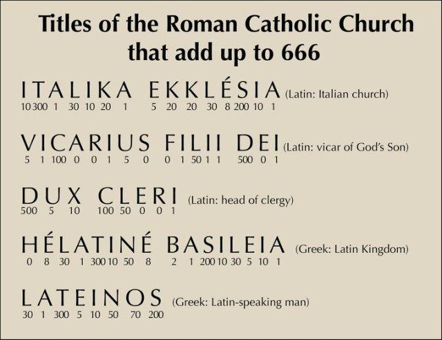 igreja 666