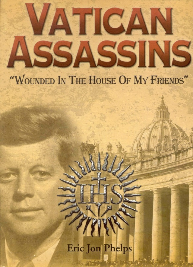 assassinos do vaticano