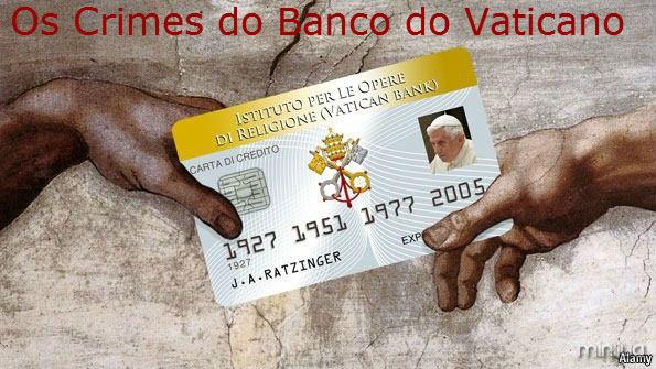 crimes do banco do vaticano