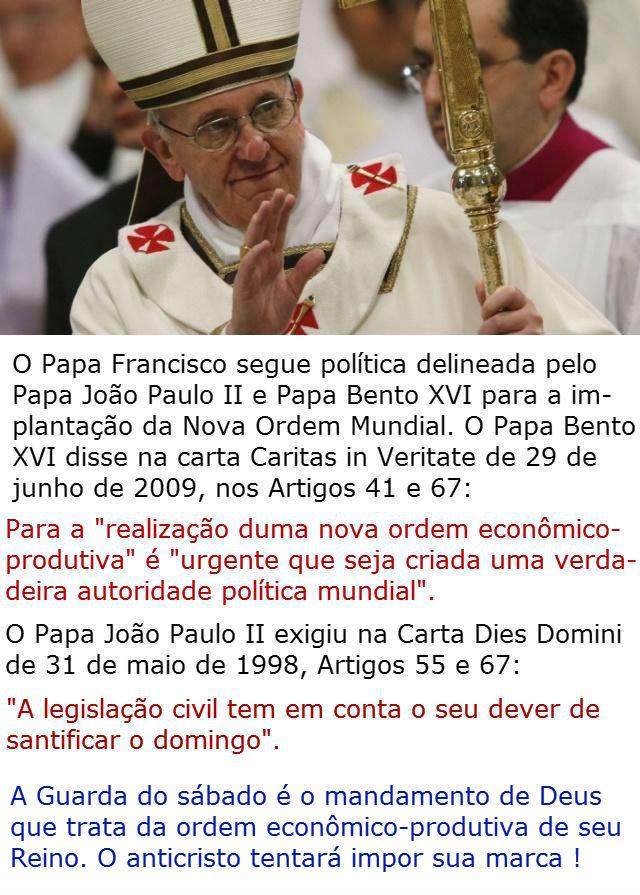 papa nova ordem mundial1