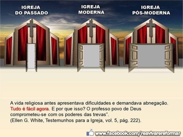 adventistas das trevas