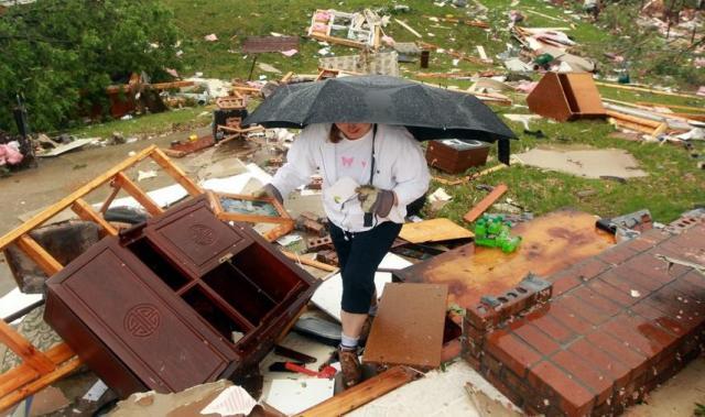 tornados Okla 2013
