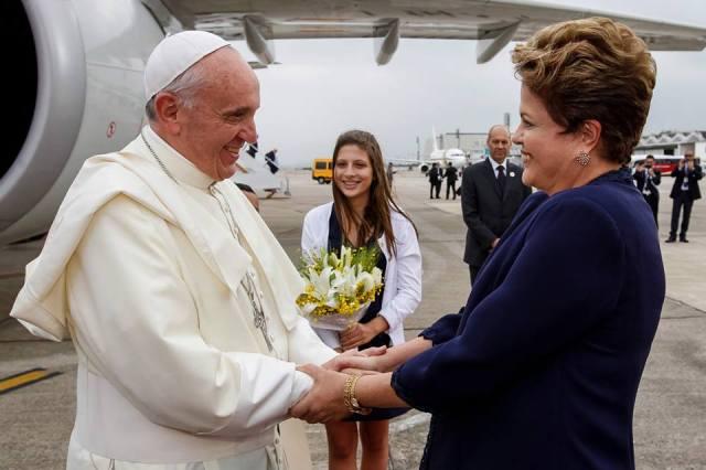 anticristo e Dilma