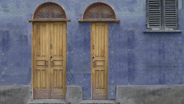 porta estreitaa