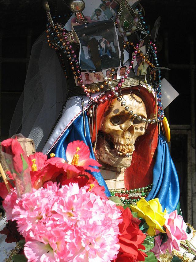 aSanta-muerte