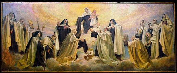 imagens catolicas mentirosas