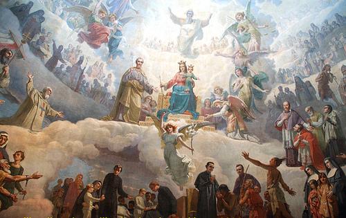 imagens catolicas mentirosas2