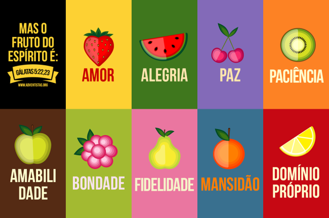 frutos do espirito