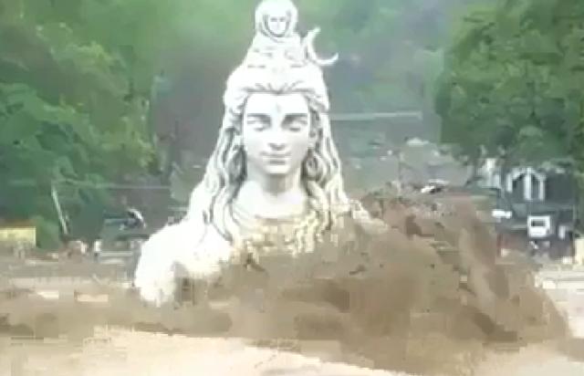 deusa inundacao