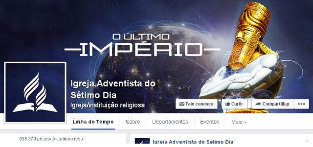 adventista no facebook