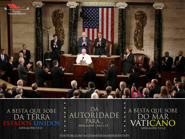 apocalipse 13 usa e vaticano2