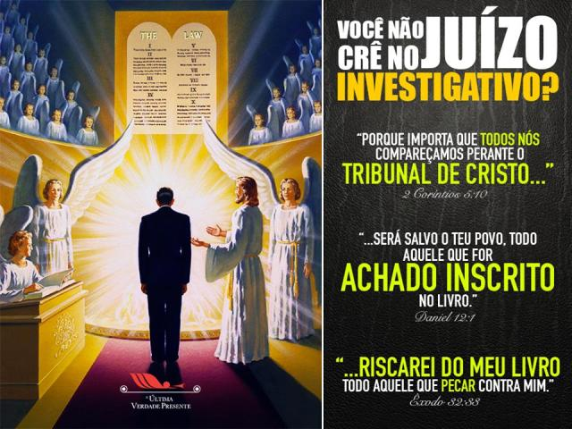 juizo investigativo
