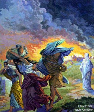 sodoma destruicao