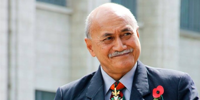 presidente fiji