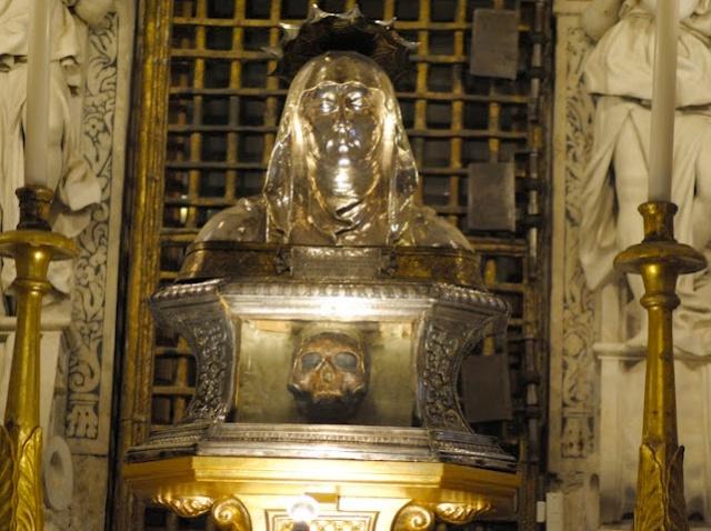 idolatria avo de jesus