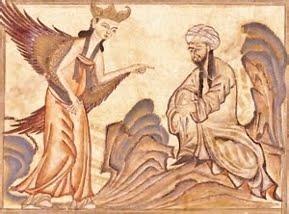 anjo dos arabes