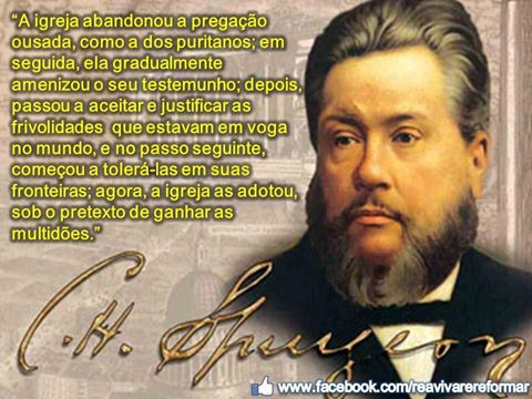 igrejas spurgeon