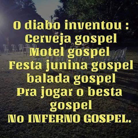 gospel do mal