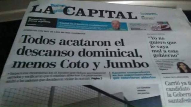 leis dominicais argentina jul2016