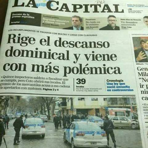 leis dominicais argentina2 jul2016