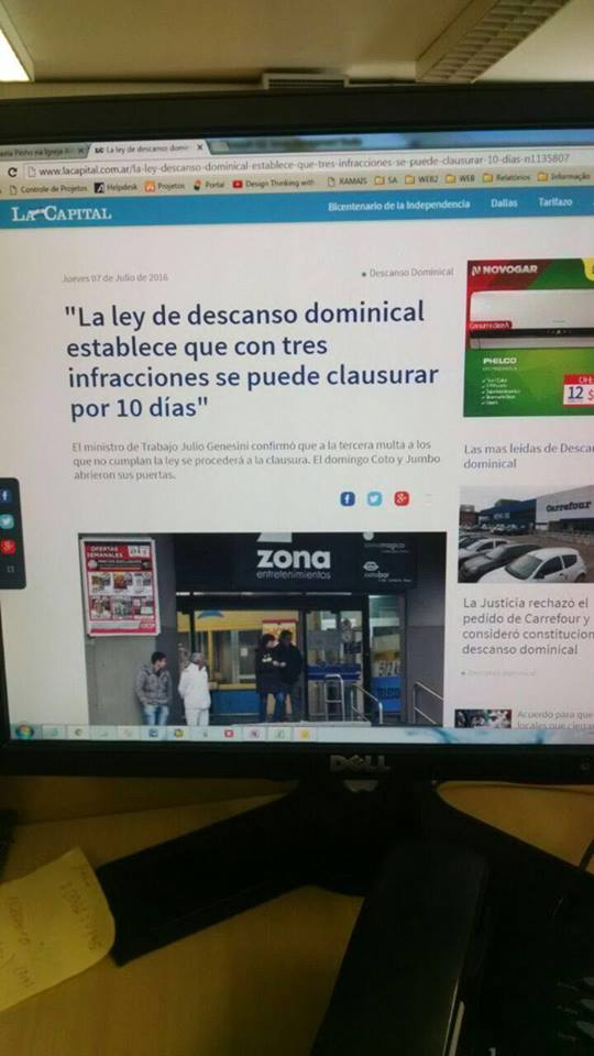 leis dominicais argentina3 jul2016
